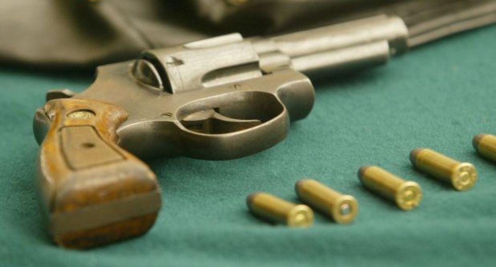 Rímac: intervinieron taller de ensamblaje de armas ilegales
