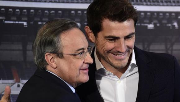 Iker Casillas dejó Real Madrid el 2015 tras 16 temporadas en la élite. (Foto: AFP)