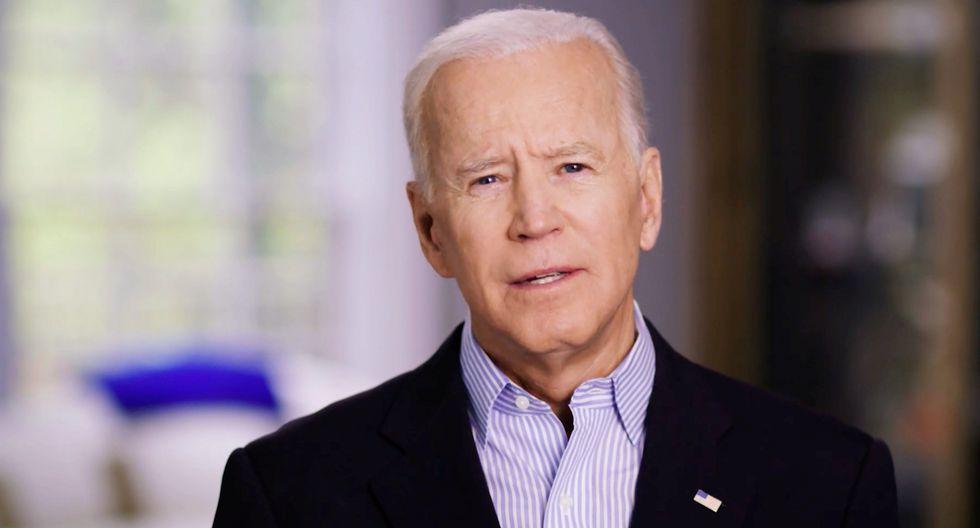Joe Biden anuncia su candidatura a la presidencia de Estados Unidos para el 2020 por el Parido Demócrata. (Reuters).