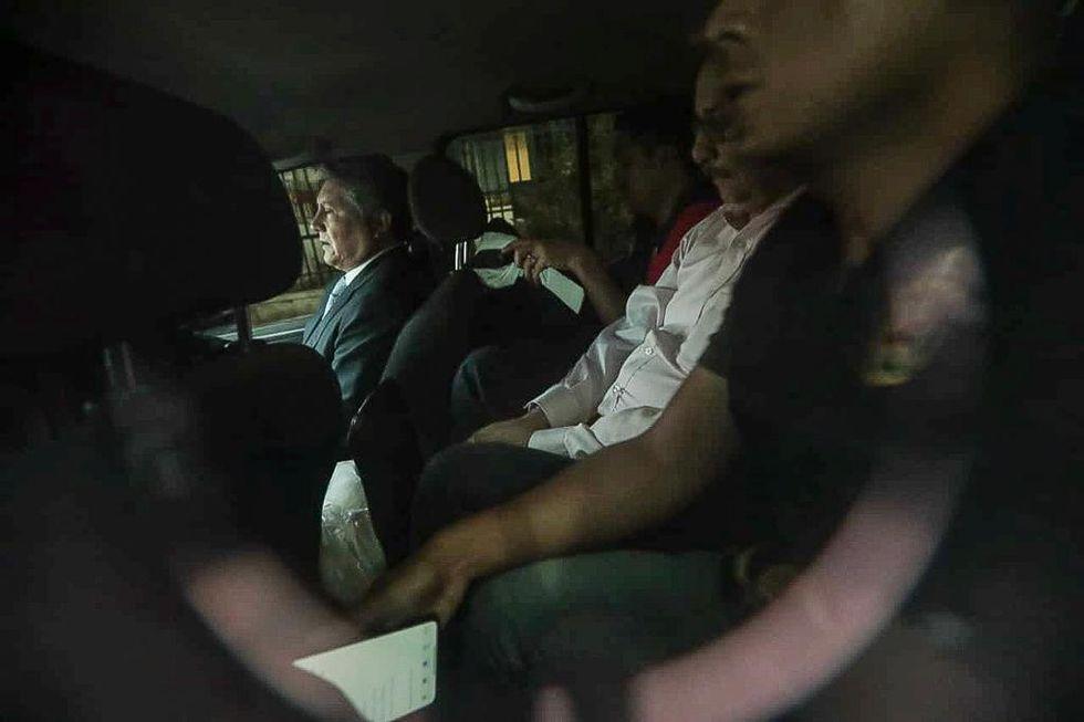 El ex ministro de Transportes y Comunicaciones Enrique Cornejo se encuentra bajo detención preliminar por los presuntos sobornos de Odebrecht por la línea 1 del Metro de Lima.  (Foto: GEC)
