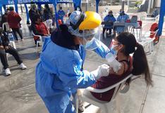 COVID-19 en Junín: 7.623 menores de 14 a 17 años recibieron la primera dosis el fin de semana