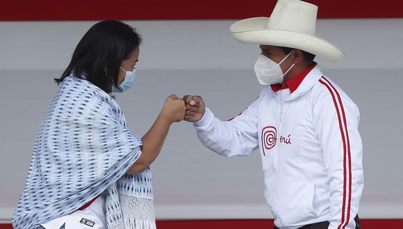 """Los exmandatarios instaron a los candidatos Pedro Castillo y Keiko Fujimori a """"que contribuyan con sus liderazgos a sostener la paz ciudadana"""". (Foto: Hugo Pérez/ @photo.gec / Archivo)"""