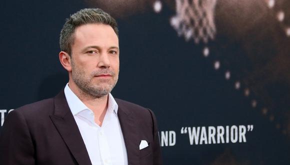 """Ben Affleck llevará al cine la historia de cómo se hizo """"Chinatown"""". (Foto: JEAN-BAPTISTE LACROIX / AFP)"""