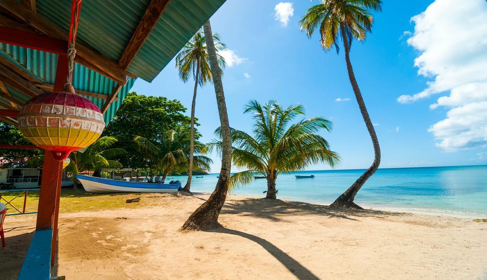 San Andrés es la capital y la isla más grande del archipiélago, pues  tiene  cerca de 30 km de playas. (Foto: Shutterstock).