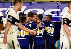 Boca Juniors vs. Gimnasia: un cabezazo de Izquierdoz para el 1-0 de los Xeneizes | VIDEO