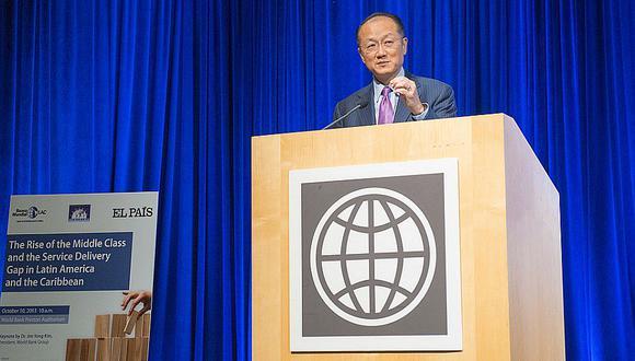 Banco Mundial estima que PBI del Perú crecerá 3,5% este año