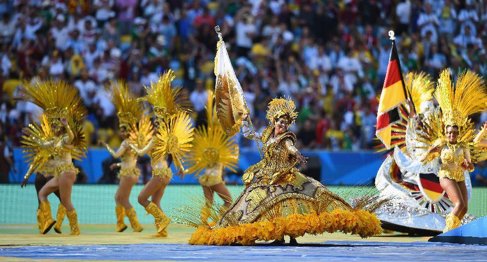 Brasil 2014: así se vivió la espectacular clausura del Mundial - 15