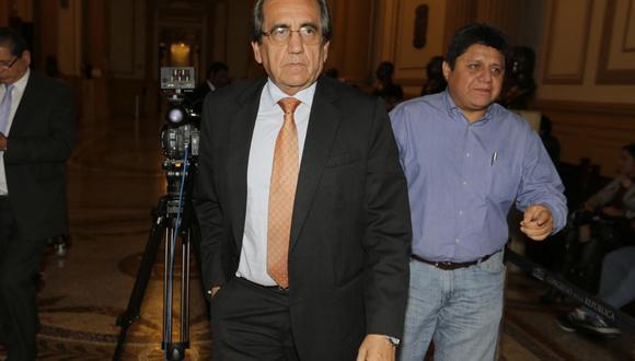 Congresista Jorge del Castillo considerá