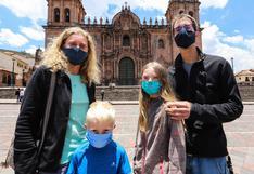 Cusco: la familia francesa que se quedó en Perú por más de 7 meses a la espera de conocer Machu Picchu