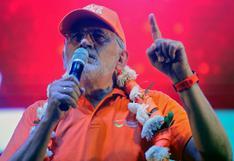 La era de Evo Morales acabó en Bolivia, dice compañero de fórmula de Carlos Mesa