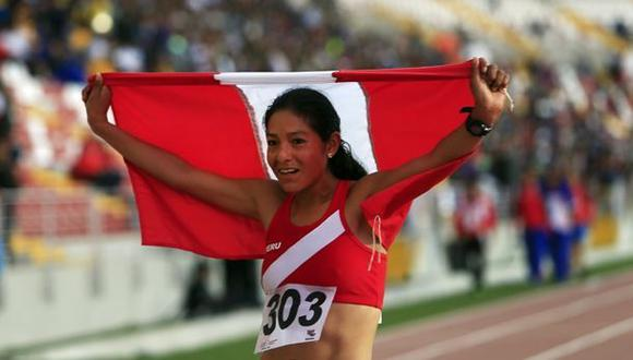 Inés Melchor ganó media maratón de Palmira en Colombia