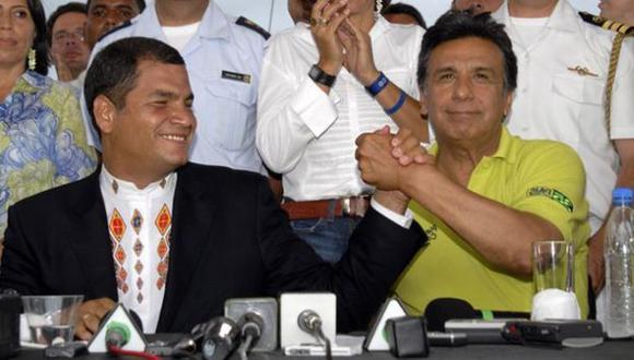 Ex vicepresidente de Ecuador será candidato presidencial