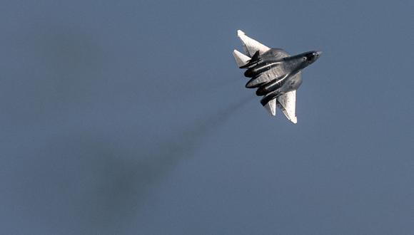 Ataque aéreo de Rusia deja al menos 11 milicianos proturcos muertos en Siria. (Foto referencial, DIMITAR DILKOFF / AFP).