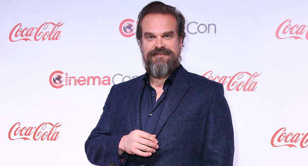 David Harbour podría interpretar a 'La Mole' en la película de Black Widow. (Foto: AFP)