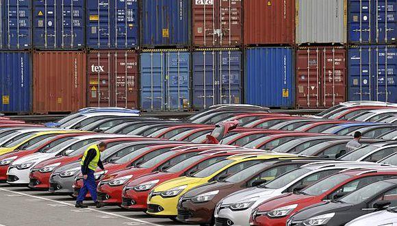 La OMC prevé una disminución de las ventas de automóviles debido a las tensiones comerciales. (Foto: Reuters)