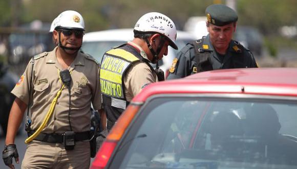 Choferes que hirieron a policías ya tiene prisión preventiva