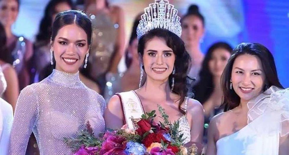 La representante de Tailandia Anntonia Porsild se coronó como Miss Supranational 2019. (Foto: Miss Supranational)