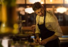 Jock Zonfrillo recibió el Basque Culinary World Prize 2018
