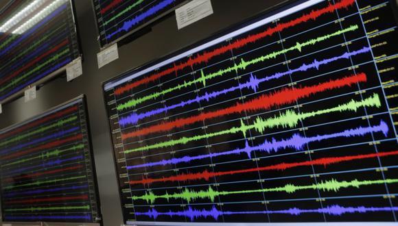 Según el IGP el sismo ha tenido una intensidad de nivel III. (Foto: Andina)
