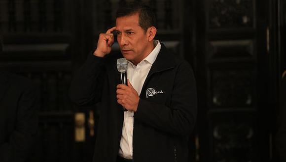 Ollanta Humala se reúne hoy con los presidentes regionales