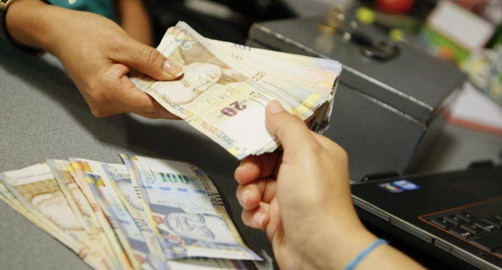 Gratificación es un beneficio que las empresas sujetas al régimen laboral de la actividad privada están obligadas a otorgar. (Foto: GEC)