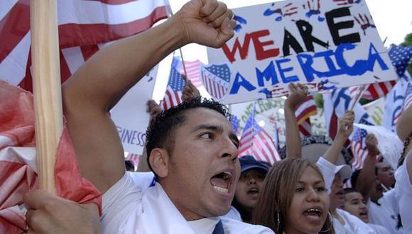 Las tendencias de población muestran un gran crecimiento de la población latina en Texas desde hace décadas. Foto: Getty Images, via BBC Mundo