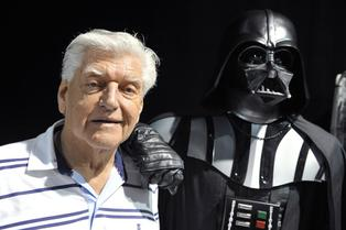 Star Wars: Fallece actor que interpretó a Darth Vader