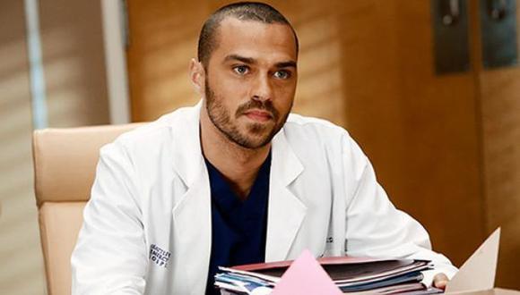 "Jesse Williams interpreta a Jackson Avery en la serie ""Grey's Anatomy"" (Foto: ABC)"
