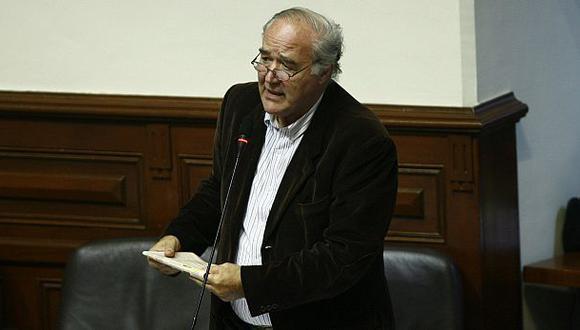 García Belaunde a ministros: No piensen que van a durar 5 años