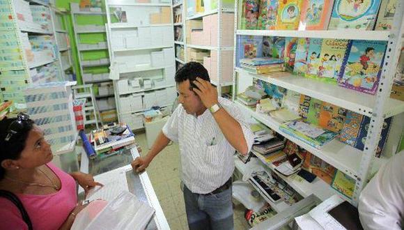 El mercado de textos escolares, que solía generar ventas por S/250 millones antes de la pandemia, sufre un problema adicional: la piratería. Un flagelo que se ha agudizado el año pasado, a raíz de la crisis por el COVID-19. (Foto: USI)