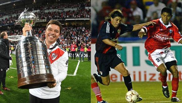 Marcelo Gallardo ha ganado tres Libertadores con River Plate: uno como jugador (2016) y dos como técnico (2015 y 2018).