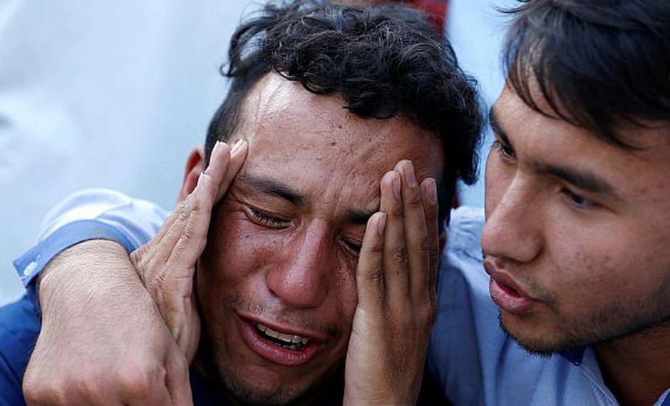 Afganistán: Estado Islámico asesinó a 80 personas en Kabul