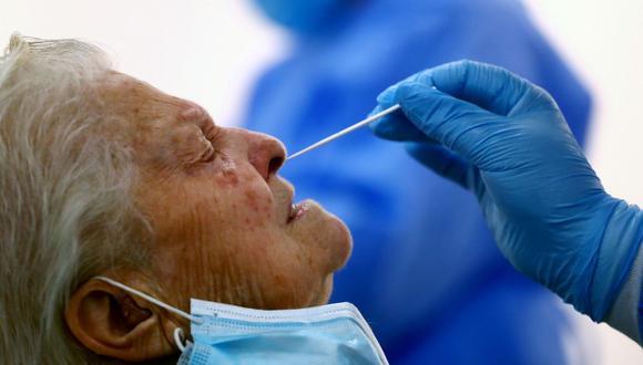 Se trataría del primer caso de la variante brasileña del coronavirus en Madrid, España. (Foto referencial: Reuters)