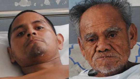 Dos pacientes están abandonados en el Hospital Cayetano Heredia