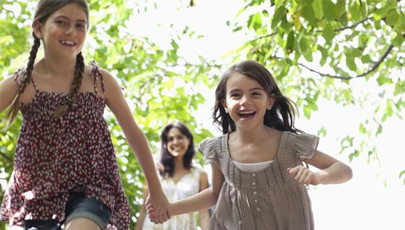 Incentiva a tus hijos a disfrutar del aire libre con estos tips