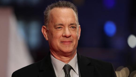 Tom Hanks es la primera estrella de Hollywood en anunciar que ha contraído el nuevo coronavirus. (Foto: AFP)