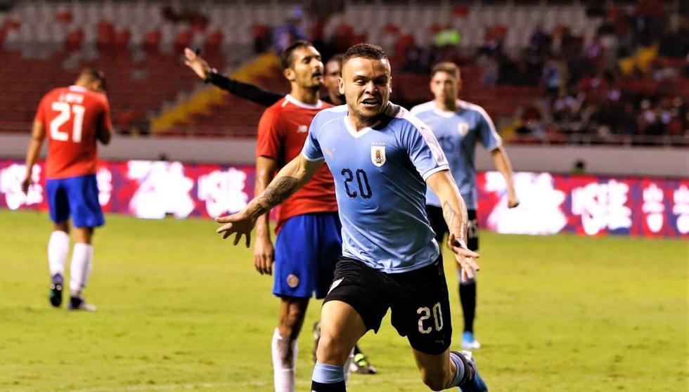 (Foto: Twitter de la Selección uruguaya)