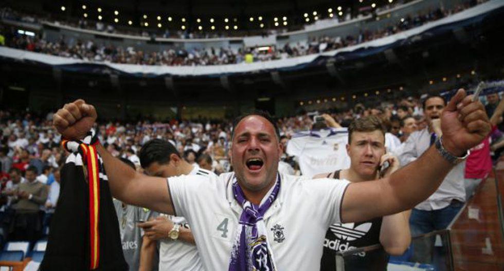 El mosaico del Santiago Bernabéu que indignó al Atlético Madrid