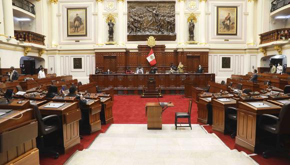 Casos de contagios en el interior del Congreso se han incrementado en enero. El área más afectada son los despachos de los parlamentarios. (Foto: Congreso)