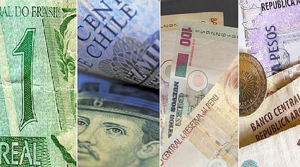 Revisa en la galería a qué precio se cotizó el dólar para algunas monedas de América Latina, tras la estrepitosa caída de los mercados el lunes 9 de marzo. (Foto: Archivo El Comercio)