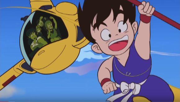 Dragon Ball: 200 animadores recrearon personajes del anime