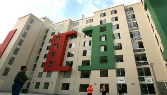 La oferta de las empresas privadas comprende unas 20,000 viviendas que esperan ser colocadas este año, según el ministro Piqué. (Foto: USI)