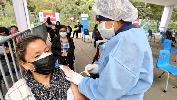 El Vacunatón contra el COVID-19 será a partir de las 7 a.m., del sábado 10 hasta las 7 p.m. del domingo 11 de julio. (Foto: GEC)