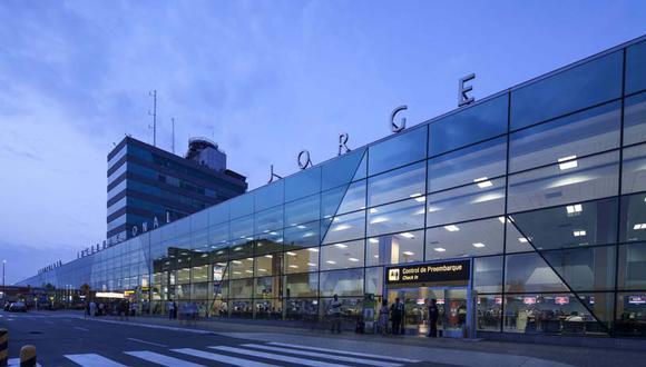 La oficina de Migraciones del Aeropuerto Internacional Jorge Chávez atenderá las 24 horas del día. (Foto: Difusión)