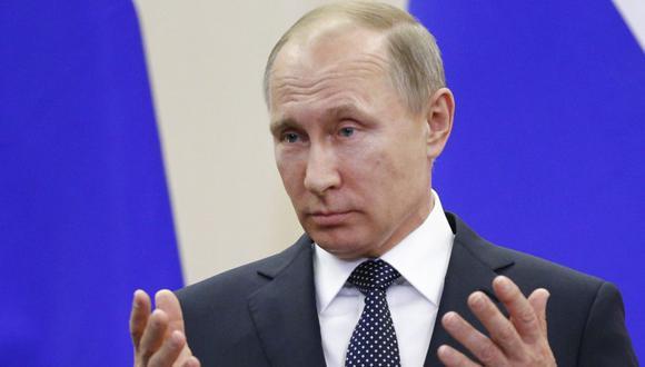 Putin niega interferencia en elecciones en EE.UU. y Europa