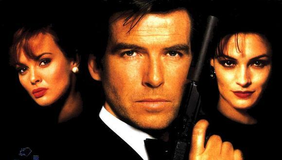 """""""GoldenEye"""" fue la primera película de James Bond en los 90, así como la primera vez que el actor Pierce Brosnan interpretó al agente 007. (Foto: United International Pictures)"""