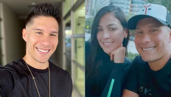 Chyno Miranda confirma su relación con la modelo venezolana Daymar Mora. (Foto: Composición/Instagram)