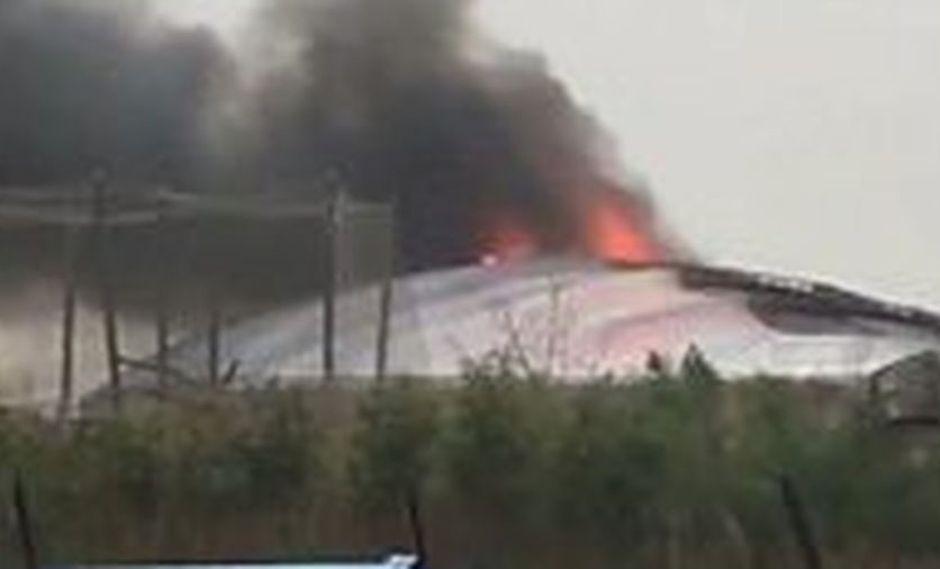Chester Zoo: se incendia zoológico del noroeste de Inglaterra; miles de visitantes y animales son evacuados.