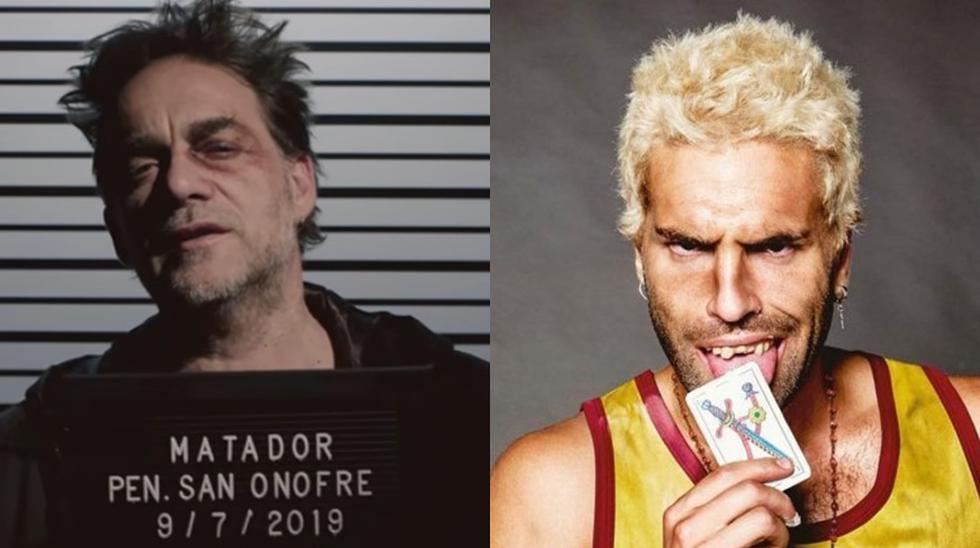 """""""El marginal 3"""": Vicentico y el Duki, protagonistas del nuevo tema de la tercera temporada de la serie."""