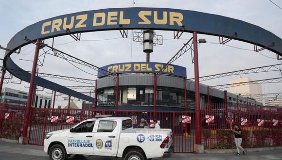 Sutran suspendió autorización otorgada a Cruz del Sur para circular por la ruta hacia Arequipa. (Hugo Pérez/GEC)